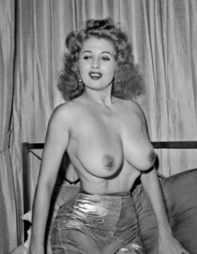 Opinion you tempest storm nude photos And have