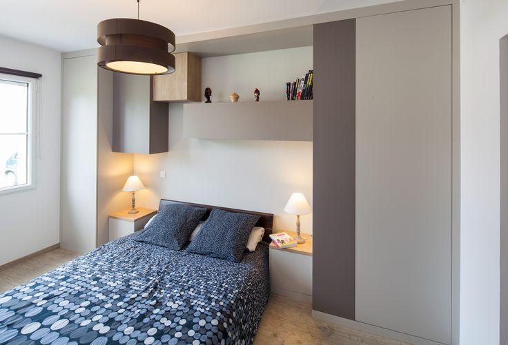 les 25 meilleures id es de la cat gorie lit pont sur pinterest pont de lit pont d coration et. Black Bedroom Furniture Sets. Home Design Ideas
