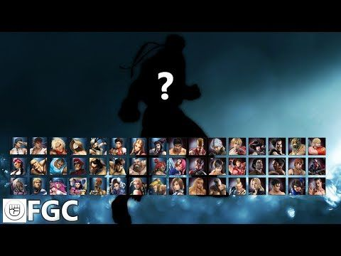(181) Fighting Games 101 - Character Select Screen - YouTube