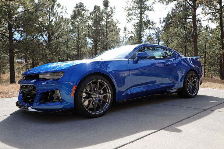 Is the 6th-generation #Chevy #Camaro #ZL1 the baddest Camaro ever? With a 650HP supercharged LT4, magnetic ride control, massive Brembo brakes, and factory aero, you gotta think so. And our friends at #CW4L just took Mark's gorgeous ZL1 to the next level with these 20x10/20x11 #Forgeline one piece forged #monoblock #GA1R wheels finished in Transparent Smoke! See more at: http://www.forgeline.com/customer_gallery_view.php?cvk=2050