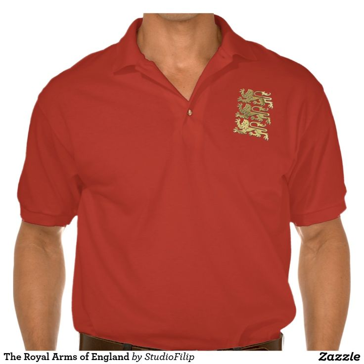The Royal Arms of England Polo