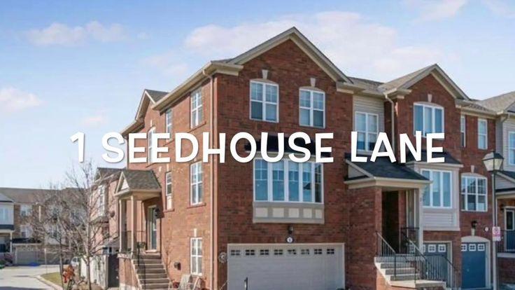 1 Seedhouse Lane, Georgetown, Ontario