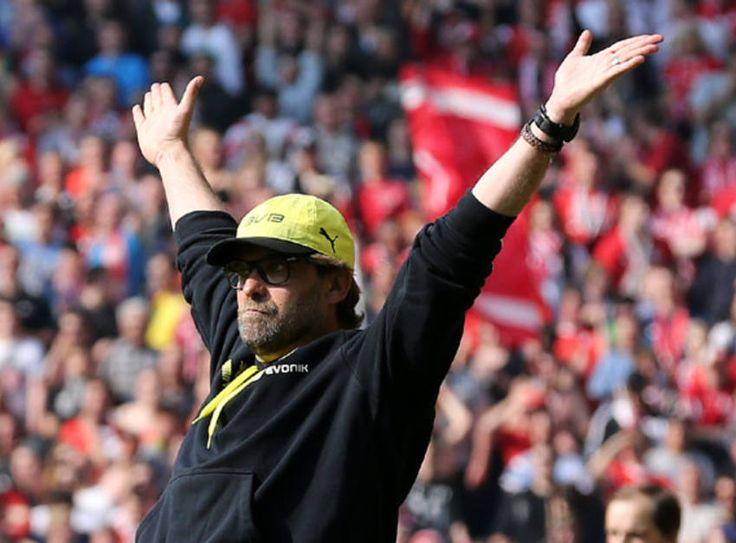 Jürgen Klopp ist Trainer der Saison