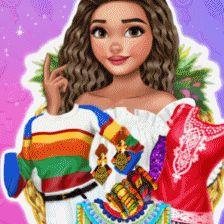 Moana Curly Hair Tricks: Todas as princesas da Disney invejam seus cachos bonitos e elas se perguntam como o cabelo de Moana pode parecer tão incrível todos os dias. Moana decidiu que é hora de compartilhar seus segredos com todos, especialmente com você. Portanto, você deve jogar este jogo se quiser aprender com o Moana como obter os cachos perfeitos.