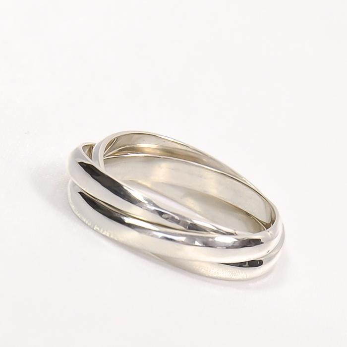 Zilveren ringen  3 in 1 ...