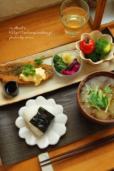 onigiri lunch 1