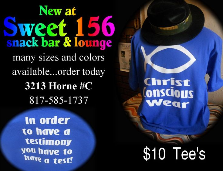 I'm selling Christ Conscious Wear T-Shirt - $10.00 #onselz