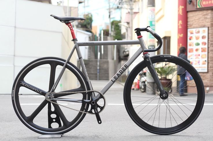 LEADER BIKE 722TS AEROSPOKE CUSTOM