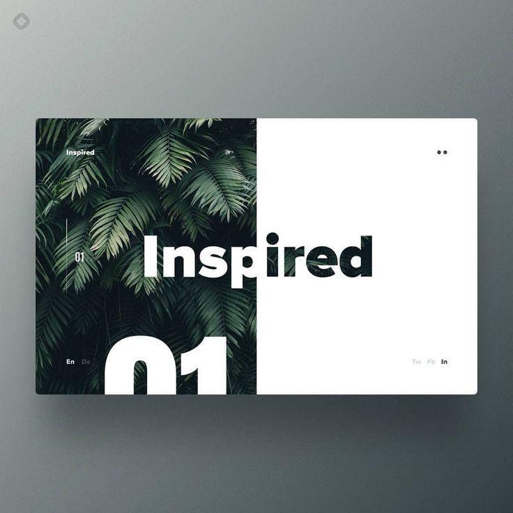 "The Best Designs (UI/UX) on Instagram: ""Designed by Ivan Vanin Ваня – What"
