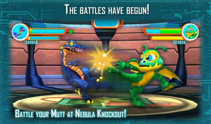 Let the battles begin! Checkout Nebula Knockout today!