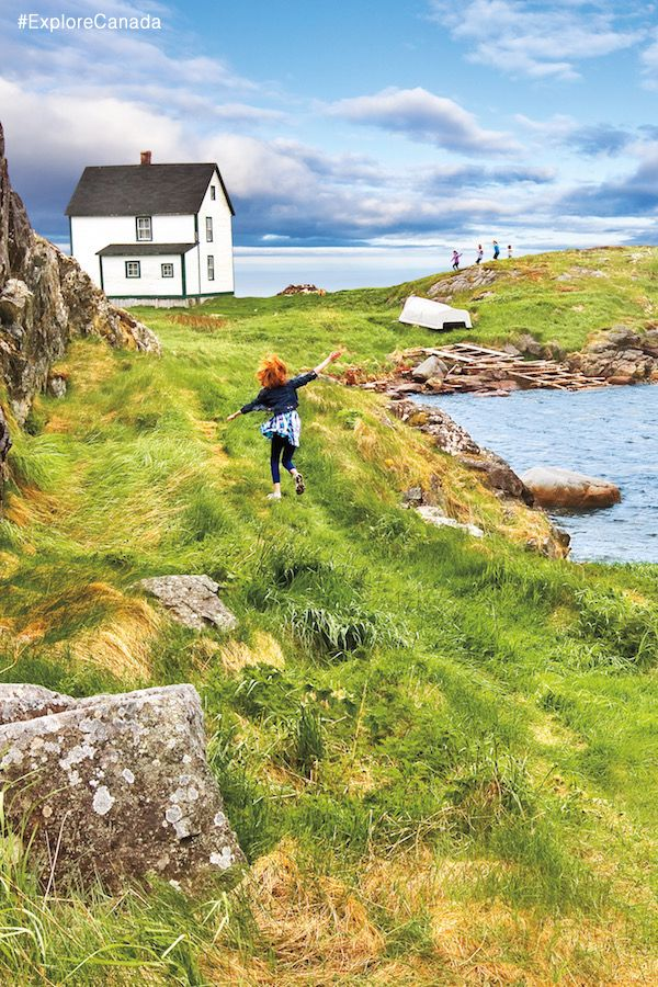 Change Islands in Canada's province of Newfoundland and Labrador | @explorecanada