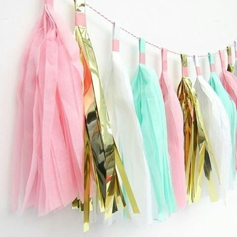 Brighten up your party with this super beautiful tassel garland by @thepaperpartycompany 💖 www.thepaperpartycompany.etsy.com  .  #partytime #partydecor #nurserydecor #walldecor #weddingdecor #christening #henparty #nightout #nightin #homedecor #bridalshower #tasselgarland #garland #bunting #pastels #etsysellers #etsyshopowner #etsysellersofinstagram #arianagrandebutera #smallbiz #smallbusinesslove #supportsmallbusinesses #mycreativebiz #shopsmall #hellosmallshop