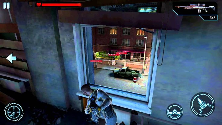 CONTRACT KILLER: SNIPER Android Gameplay
