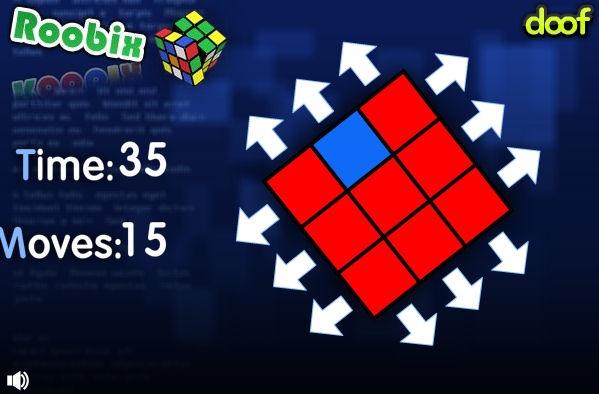 Cubo Rubik para Ordenador