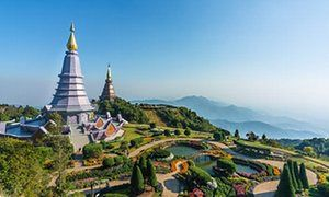 Getting off the beaten track in Thailand.