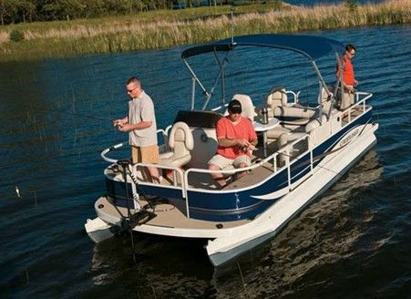 1000 images about pontoon boats on pinterest for Fishing pontoon boats