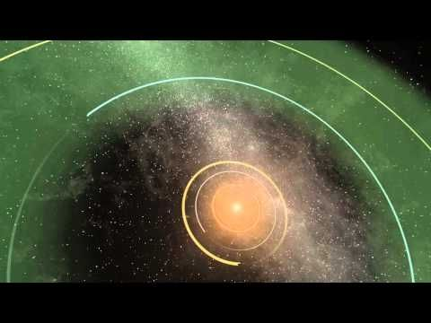 ▶ Animation of the Kepler 62 Planetary System - YouTube