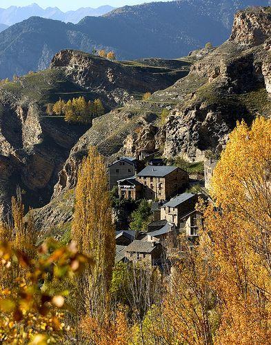 Catalan Pyrenees, Spain