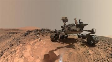 After finding water, NASA's Mars rover scouts new location Read complete story click here http://www.thehansindia.com/posts/index/2015-08-20/After-finding-water-NASAs-Mars-rover-scouts-new-location-171299