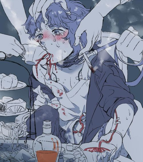 blood and guro image