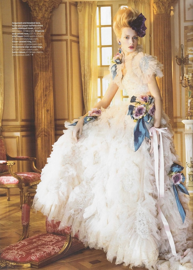 Parisienne Bloom Earrings Clips ~ Winter