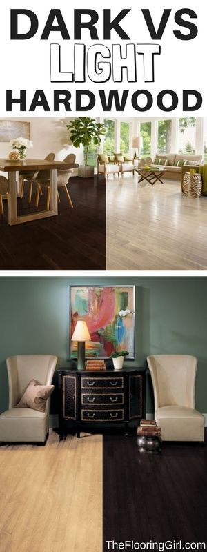 Good Dark Floors Vs Light Floors   Pros And Cons. Light Hardwood FloorsAmazing  ...