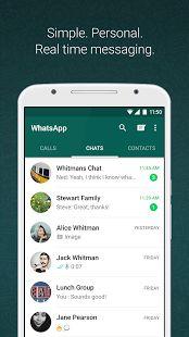 WhatsApp Messenger- screenshot thumbnail