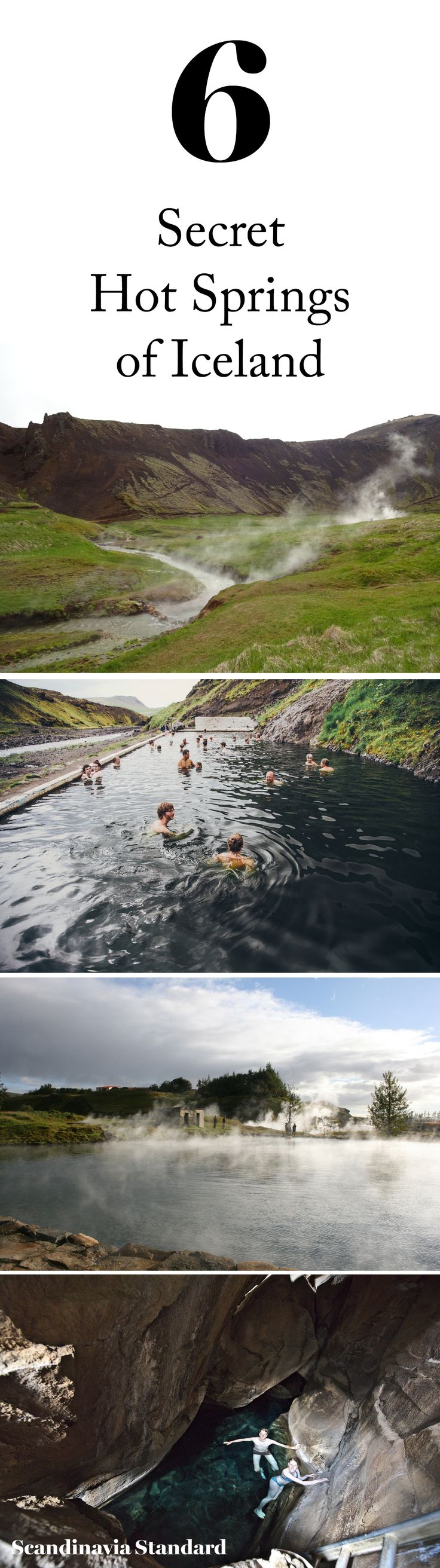 Six lesser-known hot springs in Iceland for you to luxuriate in on your next adventure, coordinates included! ...repinned für Gewinner! - jetzt gratis Erfolgsratgeber sichern www.ratsucher.de