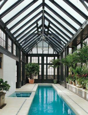 Ken Tate lap pool - sky light 3rd floor - mas petite version?