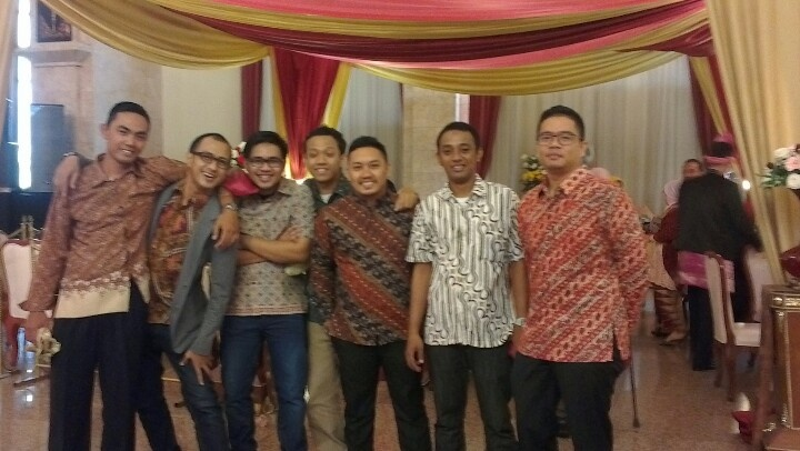 Sumbangsih Reunion , eko's wedding