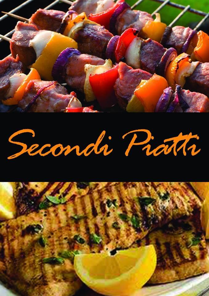 La qualità dei secondi piatti tipici della cucina siciliana rappresentati in una sola foto.