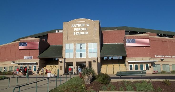 Today in our Baltimore Orioles' five-major minor league affiliates' stadium experiences, we inform you about Arthur W. Perdue Stadium, home of the Delmarva Shorebirds.