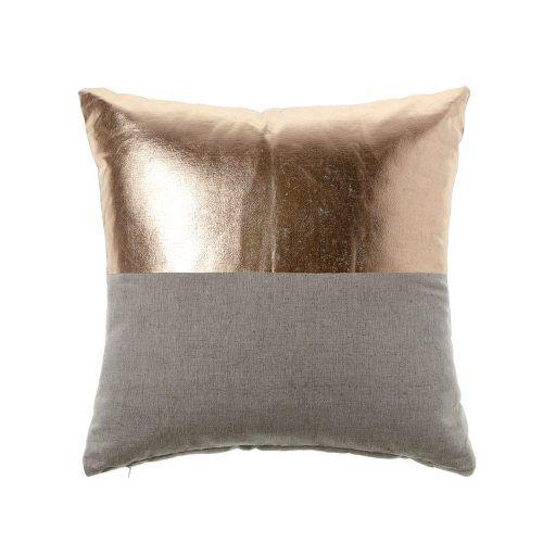 Home Republic Metallicus Cushion - Homewares Cushions - Adairs online