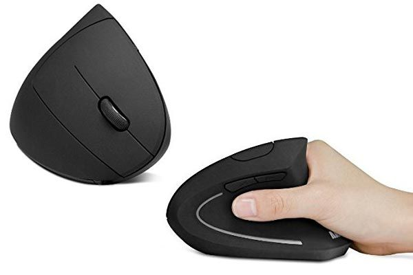 16 Cool Gifts For Guys Under 30 That He Will Guarantee Love -  Ergonomic Mouse : Click to read more