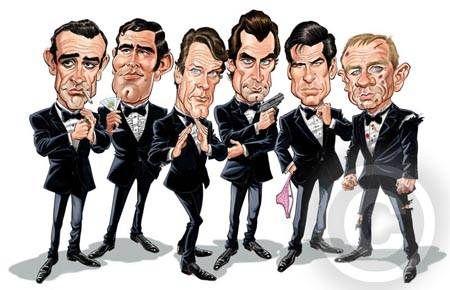 all+about+james+bond | James Bond