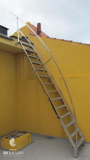 acero inoxidable tenerife escaleras metlicas tenerife