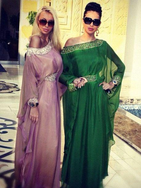 Arab Clothing | ... maxi dress arab cute4 myriam fares style clothes clothing fashion