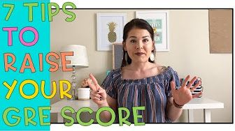 How to Improve Your GRE Score