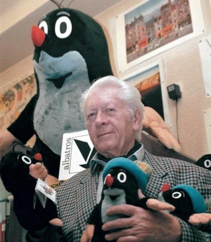 Zdenek Miler and his Moles
