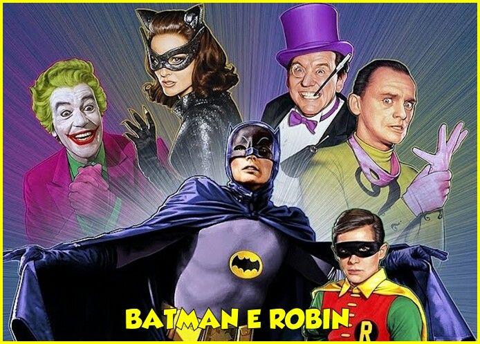 Batman è un film del 1966, spin-off della popolare serie televisiva di Batman. È stato il primo lungometraggio per il cinema del personaggio. Batman è alle prese con alcuni tra i suoi più temibili avversari: Joker, Pinguino, Catwoman e l'Enigmista.