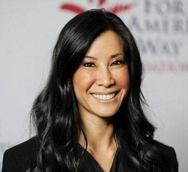 Lisa Ling..one of the best journalists of our time, in my opinion.