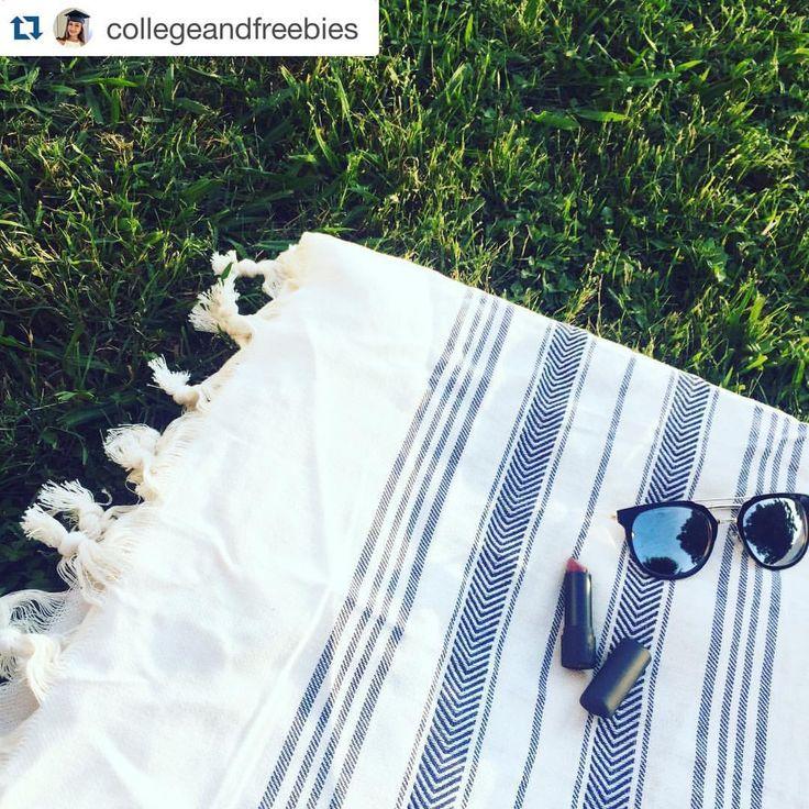 "Instagram => extile on Instagram: ""Need river essentials? First thing: Dandelion Textile Turkish towels.  ・・・ Repost @collegeandfreebies ・・・ #FOTD - Dandelion Textile Turkish Towel as a part of my river essentials  ・・・ #towel #turkishtowels #spatowels #beachtowels #bathtowels #gift #giftidea #giftideas #hostessgift #hostessgifts #present #wishlist #bachelorette #bacheloretteparty #bachelorettegift #bachelorettegifts #babywrap #Peshtemal #TurkishTowel #DandelionTxtl #DandelionTextile"