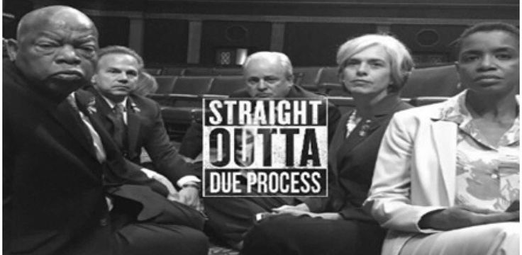 11 HILARIOUS Reactions to Democratic Sit-In Through Memes And Photos/ Screenshot: Twitter