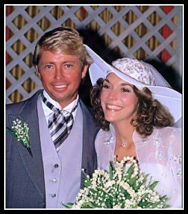 8-31 in 1980: In Beverly Hills, Karen Carpenter marries her first and only husband, real estate developer Thomas Burris.