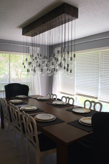 34 best dining room lights images on Pinterest | Dining rooms ...