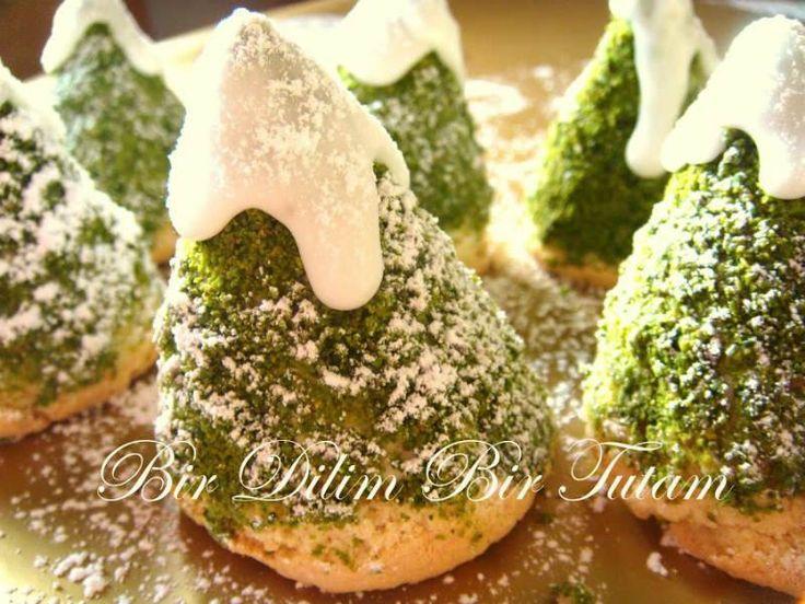 Çam Ağacı Kekleri                        -  Serap Kılınç #yemekmutfak