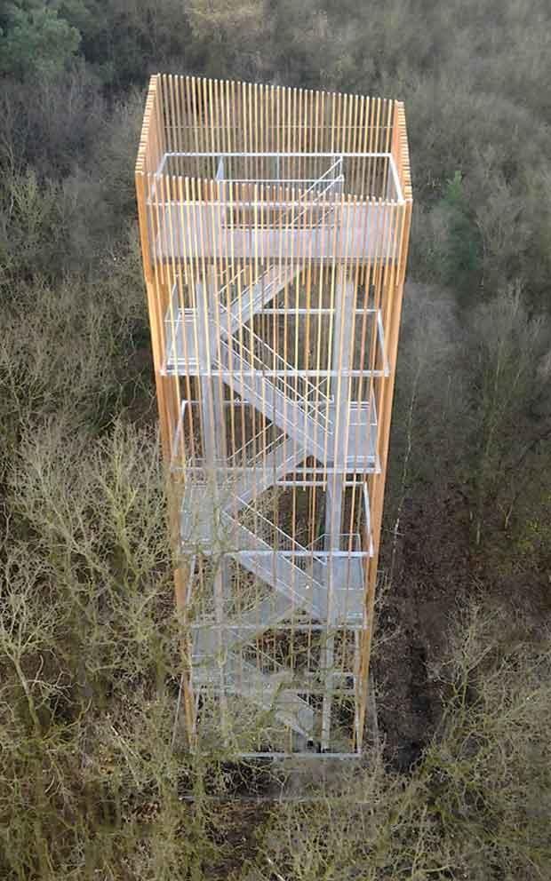 Viewing_Tower_in_Dalfsen_by_Ateliereen_Architecten