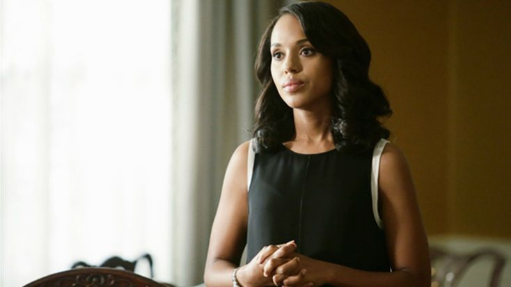 Scandal's Olivia Pope is supposedly a Republican, but it makes no ...