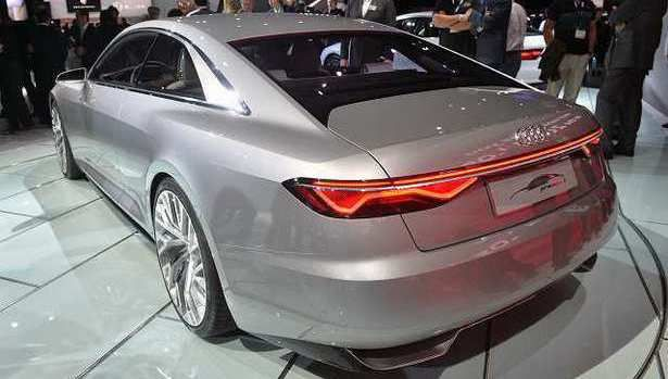2016 Audi A8 - release date and price