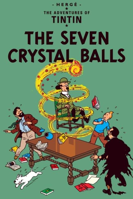 tintin and the seven crystal balls pdf free
